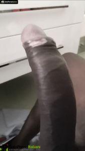 Un negro per mia moglie