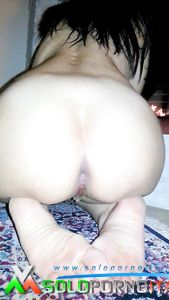 Coppia fetish amante del bondage