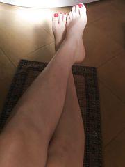 Fantasie su questi piedi...