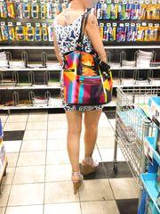 Andiamo al supermercato? A fare la spesa o la troia?