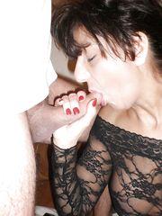 Francesca moglie pompinara leccese