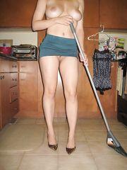La moglie-casalinga che tutti vorremmo