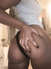 Culo sodo e nero ragazza brasiliana