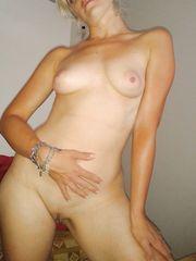 Mogliettina italiana bionda foto porno