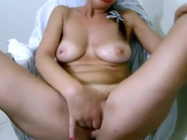 Ebony Milf Lesbian Strapon