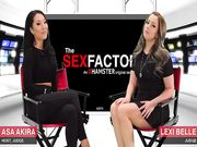 Sex Factor il primo reality show porno