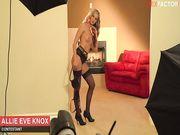 Concorrente Sex Factor Allie Eve Knox
