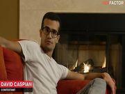 David Caspian concorrente del reality porno Sex Factor