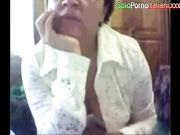 Maestra elementare Salentina troia in webcam