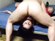 Scopata bondage grassa slave italiana