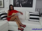 Video lesbo Debby Love e Marika Ferrero