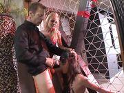 Rocco e le sue due schiave da sottomettere