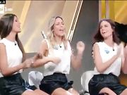 Eleonora Cortini Francesca Fichera e Ludovica Caramis