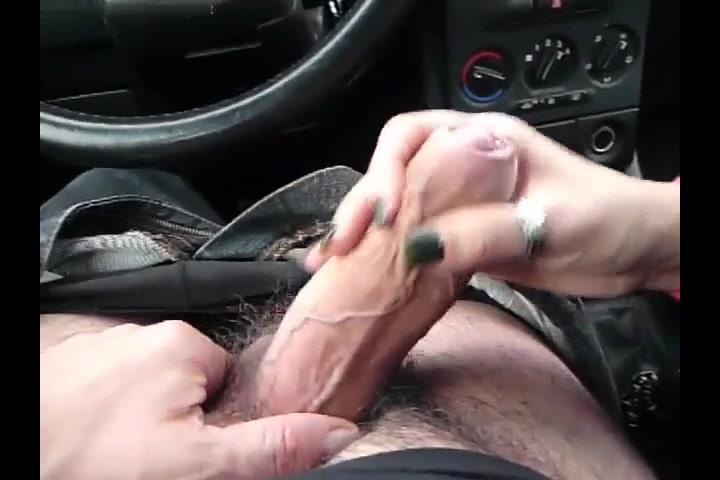 Porno in auto