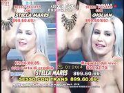 Telefono erotico Stella Mares e Giglian