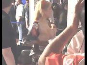 Vittoria Risi si masturba davanti ai suoi fans