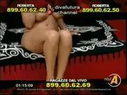 Roberta Gemma piedini