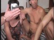 Orgia italiana con mogli puttane