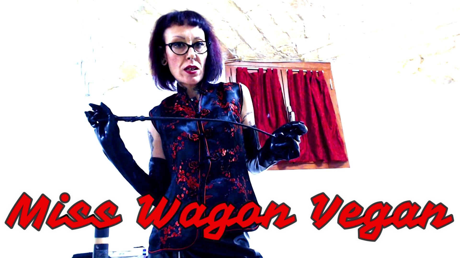 Miss wagon un altro regalo del mio moneyslave andrea rossi - 1 part 2
