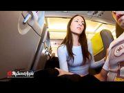 Pompino in aereo