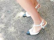 Italian teen feet