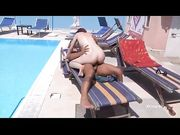 Teen italiana scopata in piscina 2