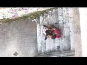 Pompino in pubblico a Reggio Calabria