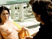 Manuela Arcuri topless