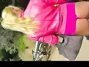 Ciclisti italiani e la puttana dell'est