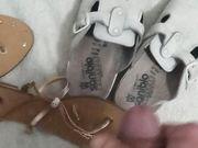 Sborro sandali e ciabatte di mia suocera