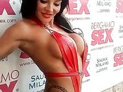 Amandha Fox al Bergamo Sex 2019