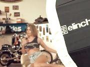 Marica Chanelle la vicentina modella Playboy