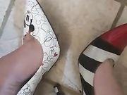 Mistress Susanna Guerriero Scegliamo insieme le scarpe