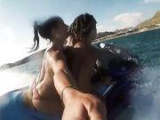 Giulia Calcaterra sexy in bikini