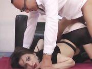 Valentina Bianco fa un pompino a maturo