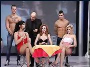 alessia bergamo  sexybar nuda sesso corrado fumagalli