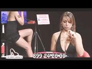 alessia bergamo  nuda in tv sesso spogliarello hot sexy