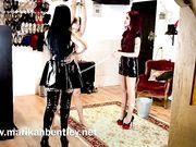 Mistress Marikah Bentley e la Diva del Tubo le  PADRONE