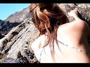 Fidanzata italiana scopata la mare tra gli scogli