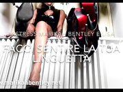 Marikah Bentley e Lisa Amane sadiche