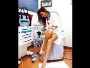 Anna Tatangelo Hot Feet Compilation