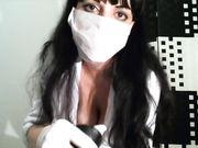 Mistress italiana visita alla prostata dello slave