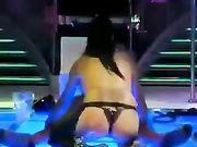Spettacolo erotico live Lolita Ruiz