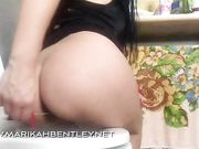 Marikah Bentley sempre più fetish