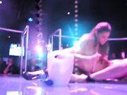 Vittoria Risi spettacolo erotico lesbo
