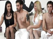 Orgia in webcam con Sofia Gucci e Lara De Santis